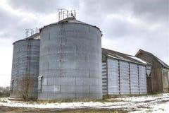 Farm outbuilding Stock Photos