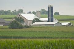 Farm in PA Stock Image