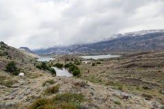 Farm Patagonia Argentina stock photos