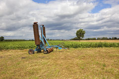 Farm roller Royalty Free Stock Photography