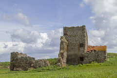Farm Ruins in Lazio Royalty Free Stock Photography
