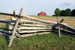 Farm Scene Stock Images