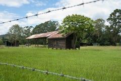 Farm Scene. Stock Photos