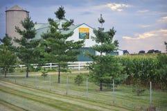 Farm Scene Royalty Free Stock Image