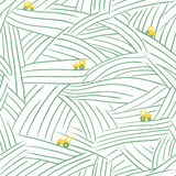 Farm seamless pattern Stock Image