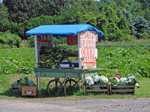 Farm Stand Stock Image