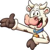 farm Tier getrenntes Zeichen Stockbilder