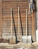 Farm tools Royalty Free Stock Image