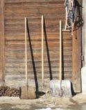 Farm tools Royalty Free Stock Image
