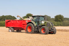 Free Farm Tractor Stock Photography - 76061592