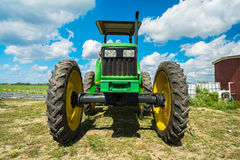 Farm tractor Royalty Free Stock Photos