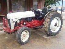 1952 farm tractor. 1952 old farm tractor Stock Image