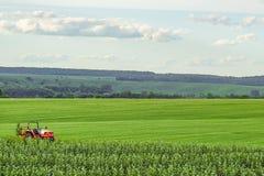 Farm tractor Stock Photos