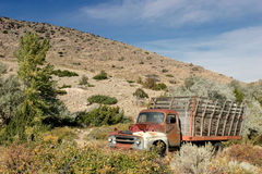 Farm truck royalty free stock images