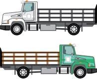 Farm Truck clip-art Stock Image