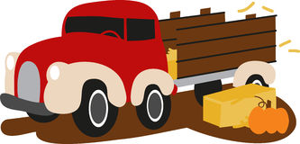 Farm Truck Stock Images