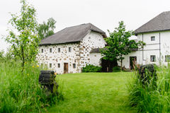 Farm in Upper Austria Stock Image