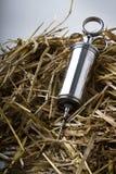 Farm vetenarian tool Royalty Free Stock Photo