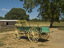 Farm wagon Stock Photos