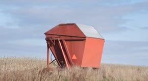 Farm Wagon Royalty Free Stock Photography