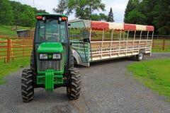 Farm Wagon Royalty Free Stock Photos