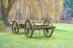 Farm Wagons, Horse Cart Stock Image