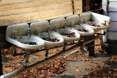 Farm Washup Sinks Stock Images