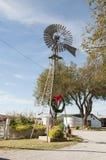 Farm windmill Stock Photos