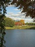 farma być obramowane Zdjęcia Royalty Free