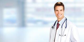 Farmacéutico del doctor Fotografía de archivo