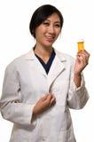 Farmacêutico amigável Foto de Stock