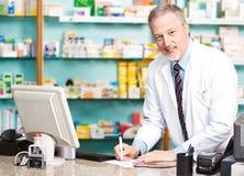 farmaceuta Zdjęcia Stock
