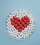 Farmaceutisch onderzoek Royalty-vrije Stock Afbeeldingen