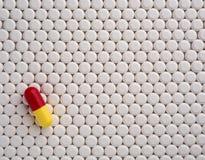 Farmaceutisch onderzoek stock fotografie