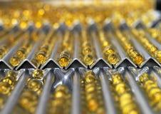 Farmaceutische Industrie Stock Afbeeldingen