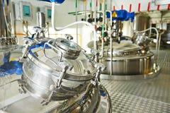 Farmaceutische Industrie Royalty-vrije Stock Afbeeldingen