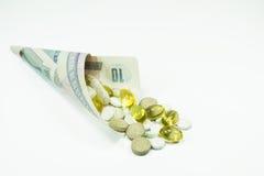 Farmaceutische zaken Royalty-vrije Stock Afbeeldingen
