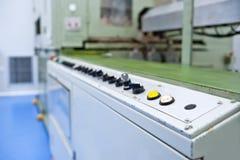 farmaceutisk produktion för utrustning Royaltyfria Bilder