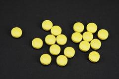 farmaceutiska produkter Arkivbilder