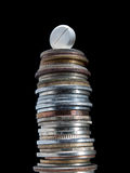 Farmaceutiskt torn Royaltyfria Bilder