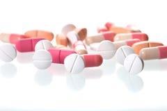 farmaceutyczni produkty Obrazy Stock