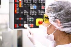 farmaceutyczny technik Zdjęcia Stock