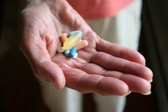 Farmaci da vendere su ricetta medica Immagine Stock