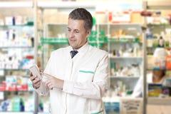 Farmacia Imágenes de archivo libres de regalías