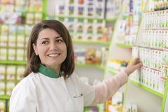 Farmacia Immagini Stock Libere da Diritti