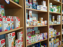 farmacia Immagine Stock