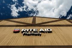 Farmacia de la ayuda del rito Imagen de archivo libre de regalías