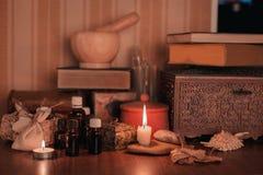 Farmacia homeopática Imagen de archivo libre de regalías