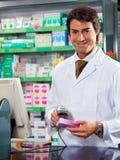farmacista Fotografie Stock Libere da Diritti