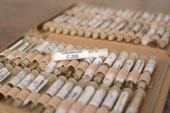 Farmacista della tasca Fotografia Stock